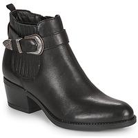 Pantofi Femei Botine André MADAISY Negru