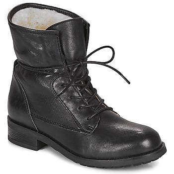 Pantofi Femei Ghete André NETTY Negru