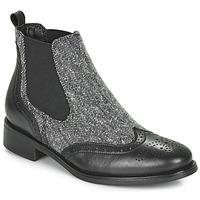 Pantofi Femei Ghete André EGLANTONE Negru