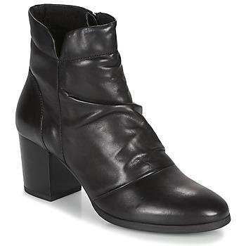 Pantofi Femei Botine André EBENE Negru
