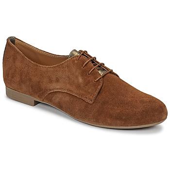 Pantofi Femei Pantofi Derby André CAMARADE Ocru