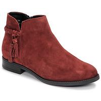 Pantofi Femei Ghete André MILOU Roșu