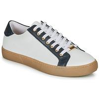 Pantofi Femei Pantofi sport Casual André BERKELEY Alb / Imprimeu