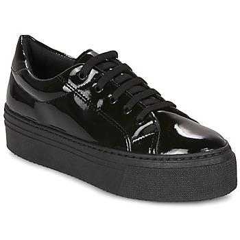Pantofi Femei Pantofi sport Casual André SODA Negru / Lac