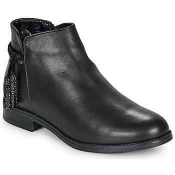 Pantofi Femei Botine André MILOU Negru