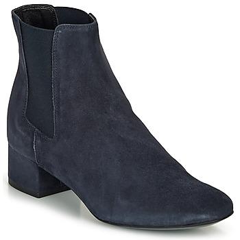 Pantofi Femei Ghete André ECLAIRCIE Bleumarin