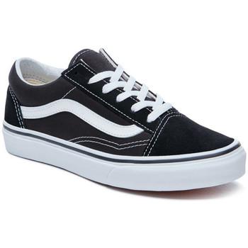 Pantofi Copii Pantofi de skate Vans Old skool Negru