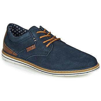 Pantofi Bărbați Pantofi Derby André MARTIAL Bleumarin