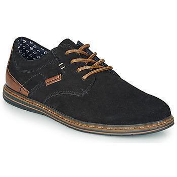 Pantofi Bărbați Pantofi Derby André MARTIAL Negru