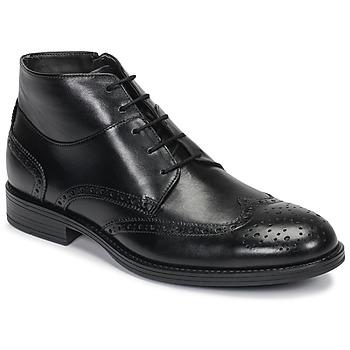 Pantofi Bărbați Ghete André LORMAND Negru