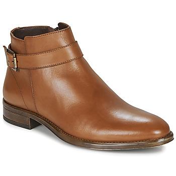 Pantofi Bărbați Ghete André NORDY Coniac