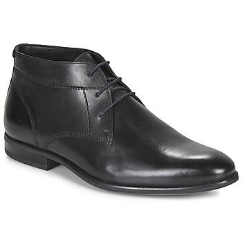 Pantofi Bărbați Ghete André NEZIA Negru