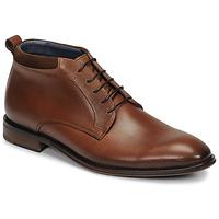 Pantofi Bărbați Ghete André MUBU Maro