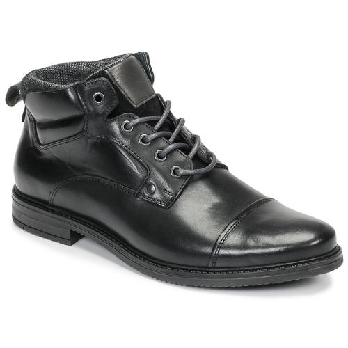 Pantofi Bărbați Ghete André VABON Negru