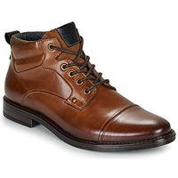 Pantofi Bărbați Ghete André VABON Maro