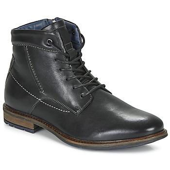 Pantofi Bărbați Ghete André CHIROS Negru