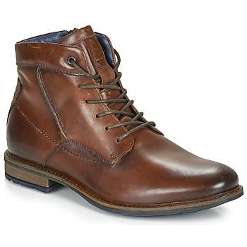 Pantofi Bărbați Ghete André CHIROS Maro