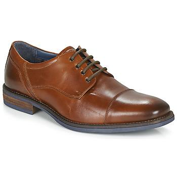 Pantofi Bărbați Pantofi Derby André BYRON Coniac