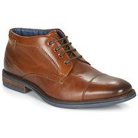 Pantofi Bărbați Ghete André BARTHUS Coniac