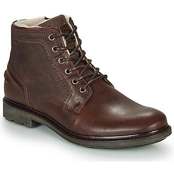 Pantofi Bărbați Ghete André TIGNES Maro