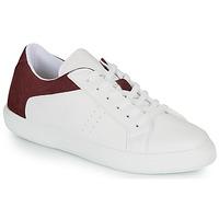 Pantofi Bărbați Pantofi sport Casual André BIOTONIC Alb / Bordo