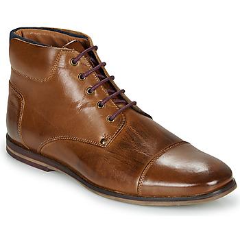 Pantofi Bărbați Ghete André SOMMET Maro