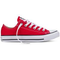 Pantofi Copii Pantofi sport Casual Converse Chuck taylor all star ox roșu