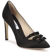 Pantofi Femei Pantofi cu toc Moschino MA1012 Nero