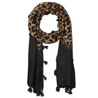 Accesorii textile Femei Esarfe / Ș aluri / Fulare André FELINE Camel
