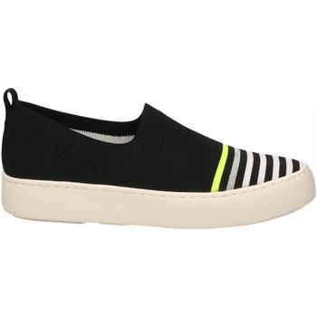 Pantofi Femei Pantofi Slip on What For CARLA black-nero