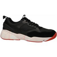 Pantofi Bărbați Pantofi sport Casual Cromier TECNOnylon black-nero