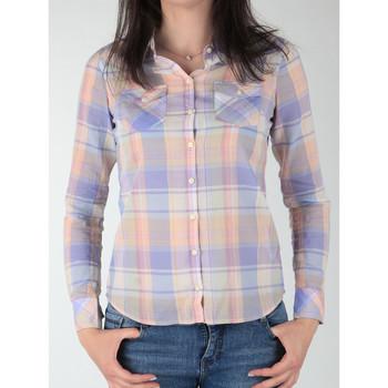 Îmbracaminte Femei Cămăși și Bluze Wrangler Western Shirt W5045BNSF Multicolor