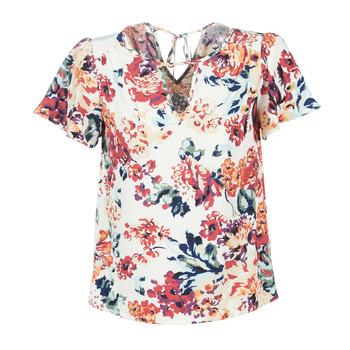 Îmbracaminte Femei Topuri și Bluze Casual Attitude LAURIANA Alb / Multicolor