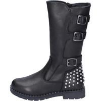 Pantofi Fete Cizme casual Didiblu BR519 Negru