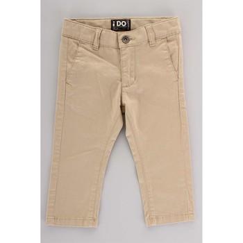 Îmbracaminte Copii Pantaloni Cargo Ido 4U230 Beige