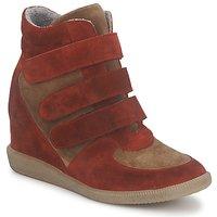 Pantofi Femei Pantofi sport stil gheata Meline IMTEK BIS Maro / Roșu