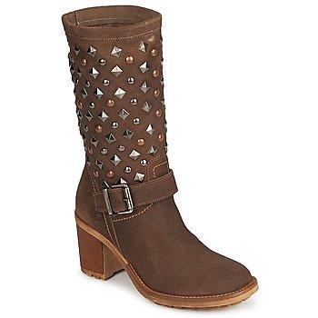 Pantofi Femei Cizme casual Meline DOTRE Maro