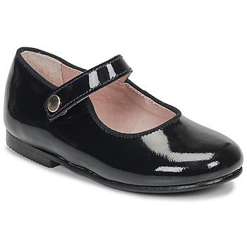Pantofi Fete Ghete André MADDI Bleumarin
