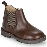 Pantofi Băieți Ghete André XAVIER Maro