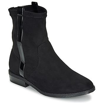 Pantofi Fete Ghete André AIMIE Negru