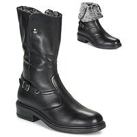 Pantofi Fete Cizme casual André MOSCOU Negru