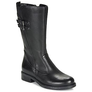 Pantofi Fete Cizme casual André APOLLINE Negru