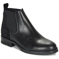 Pantofi Fete Ghete André SIXTINE Negru