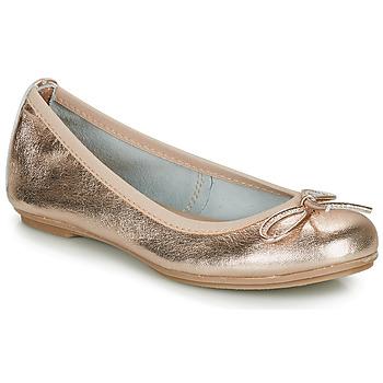 Pantofi Fete Balerin și Balerini cu curea André AVA Roz