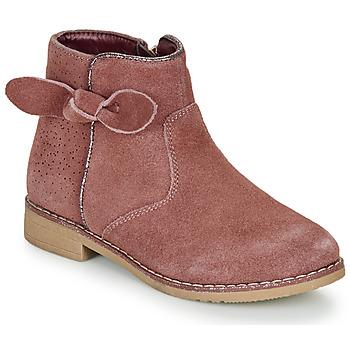 Pantofi Fete Ghete André MALYA Roz
