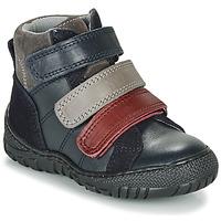 Pantofi Băieți Ghete André NOAM Albastru