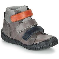 Pantofi Băieți Ghete André NOAM Gri