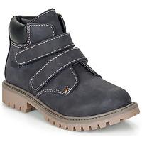 Pantofi Băieți Ghete André PHILDO Bleumarin