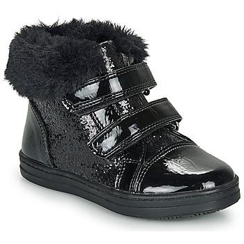 Pantofi Fete Ghete André JUDITH Negru