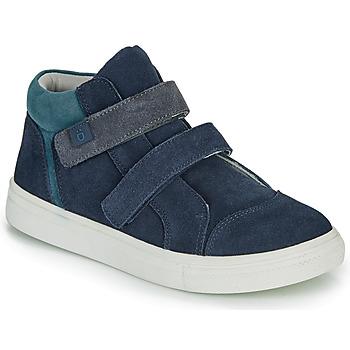 Pantofi Băieți Pantofi sport stil gheata André UBUD Bleumarin